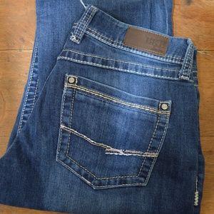 BKE Denim Jeans  Harper  Size 32R X 31.5